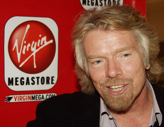 Richard Branson - The Virgin Empire