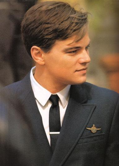 Leonardo Dicaprio Hollywoods Hotest Rising Star